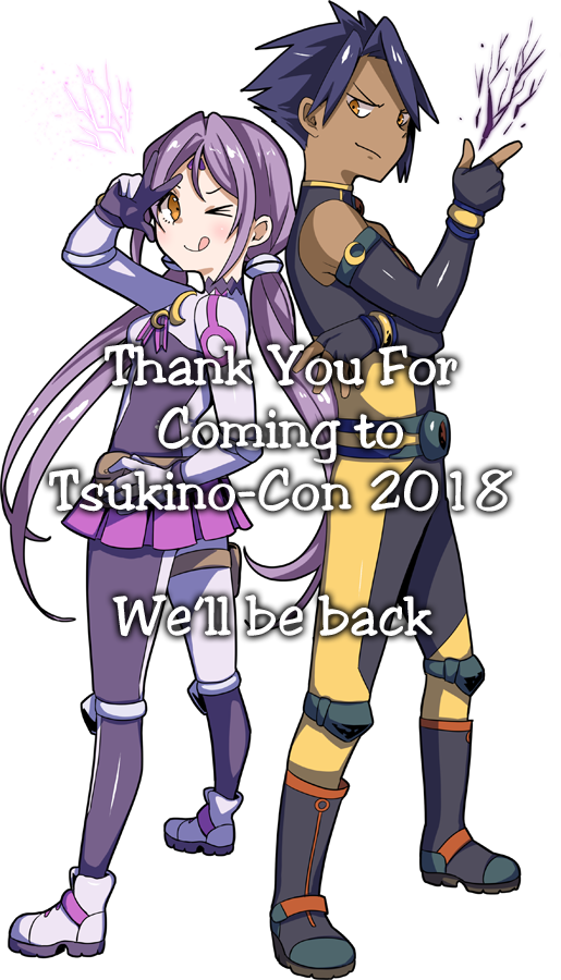 Tsukino-Con 2018 Art By Bomhat